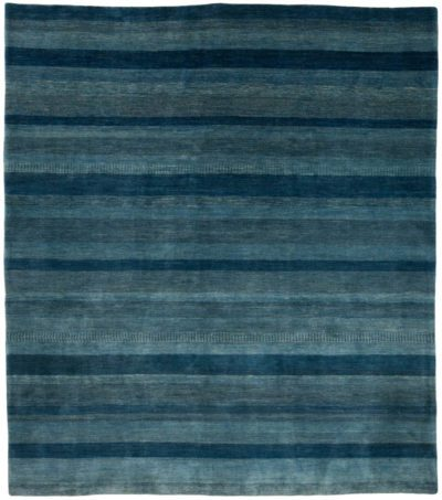 persian gabbeh blue rug