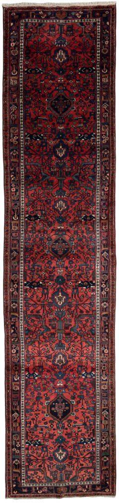 antique persian mehraban runner rug