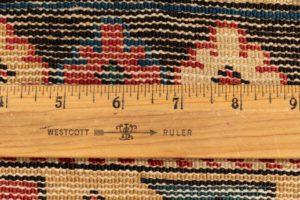 antique karaghashli rug