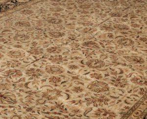 isfahan wool rug