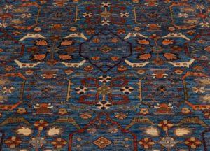 serapi wool rug