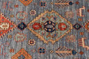 serab wool rug