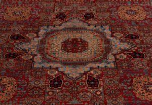 mamluk wool rug