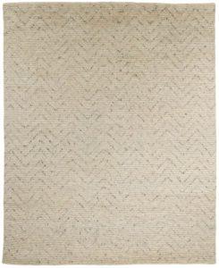 herringbone wool rug