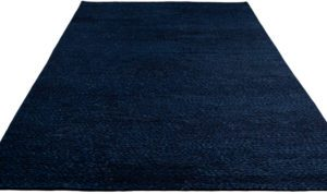 contemporary wool mohair rug