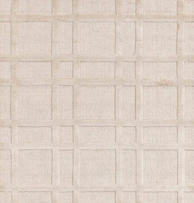 hand loomed silk rug
