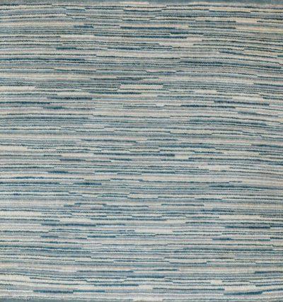modern silk wool cotton rug