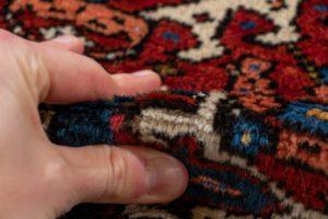 antique karadja wool rug