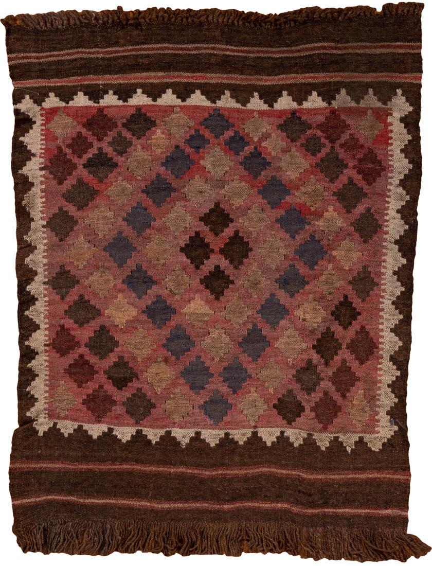 vintage kilim wool rug