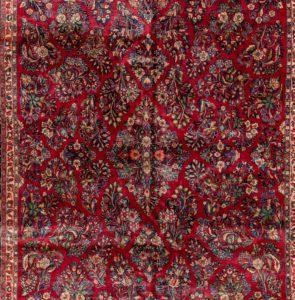 antique persian sarouk