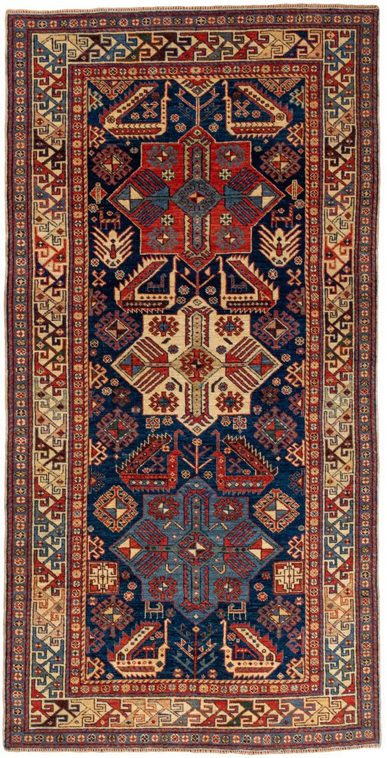 antique reproduction wool rug