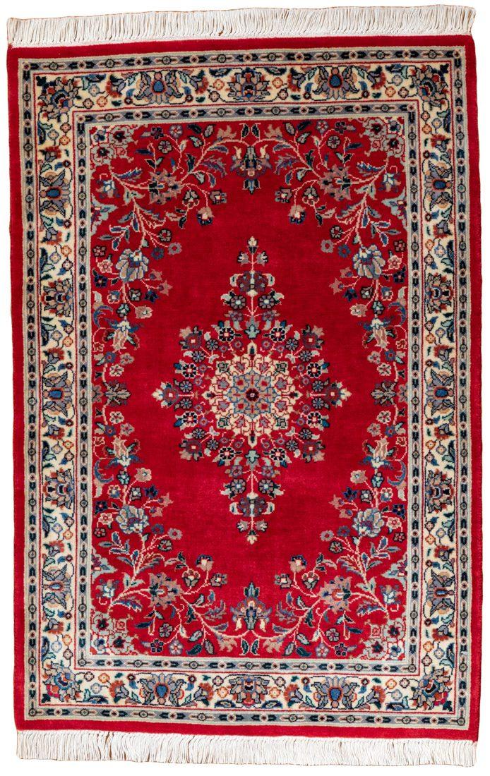 kerman wool rug