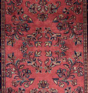 sarouk wool rug