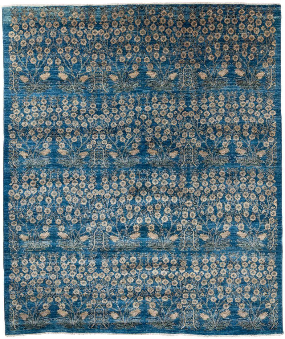 mughal wool rug