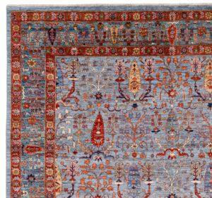 bakshaish wool rug