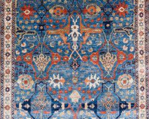 gherous wool rug