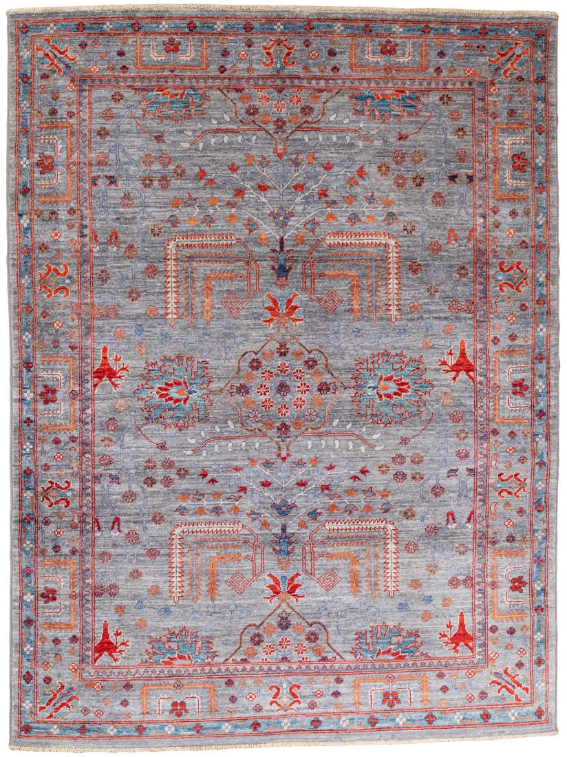 bakshaish wool rug