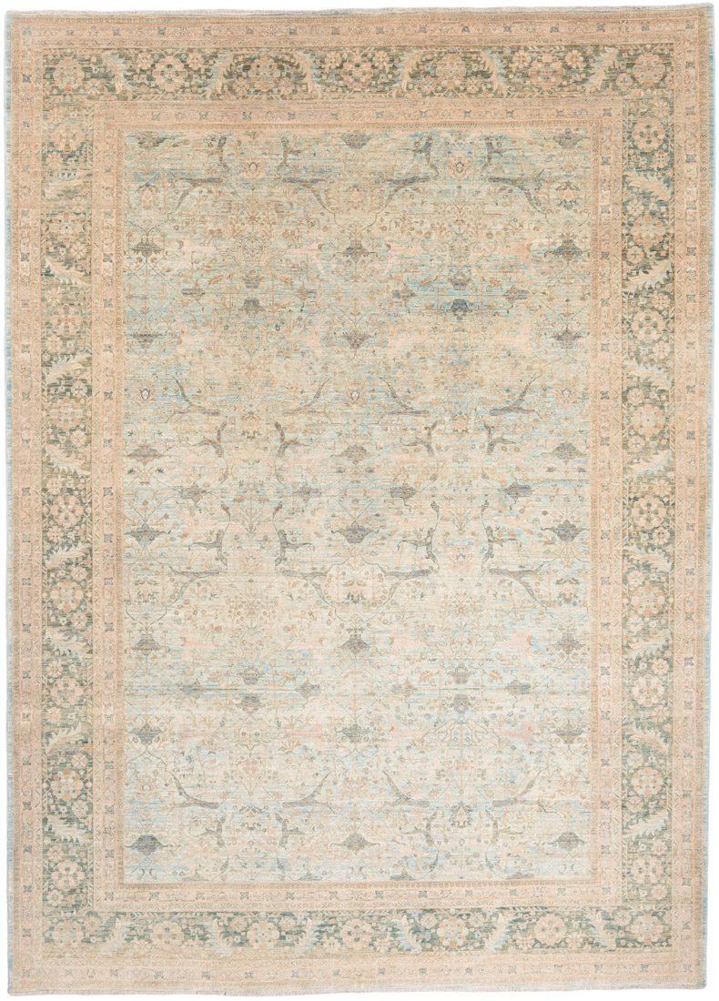 farahan wool rug