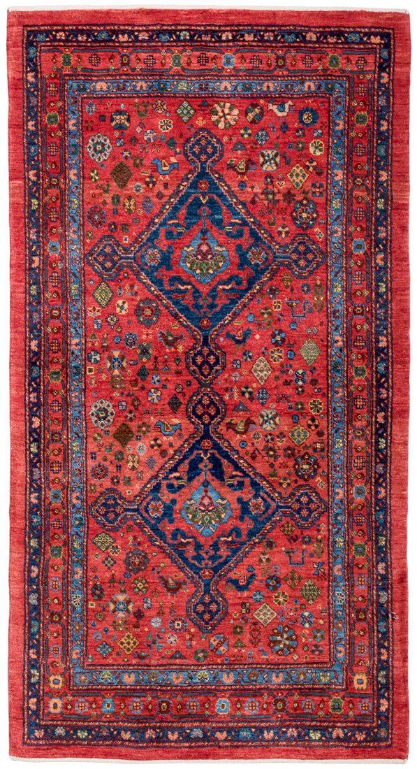 persian qashqai wool rug