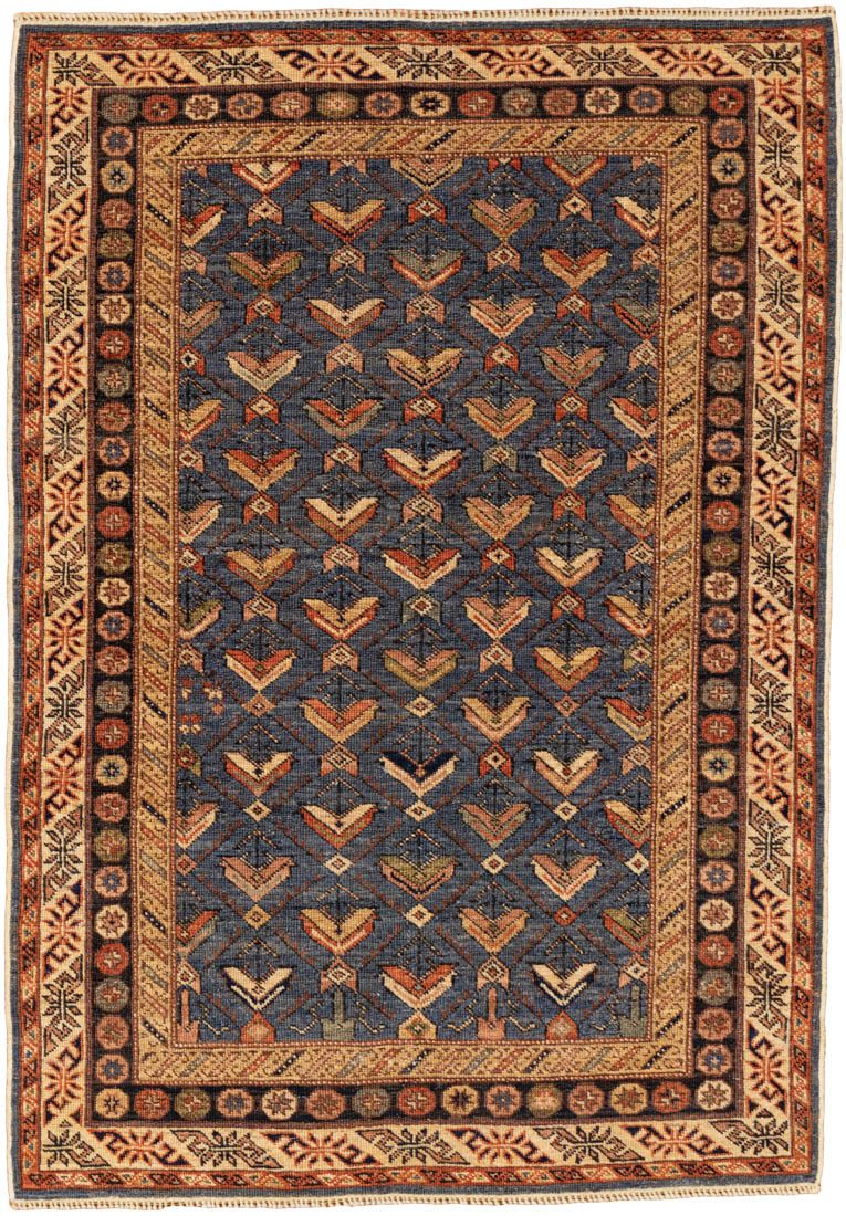 shirvan wool rug