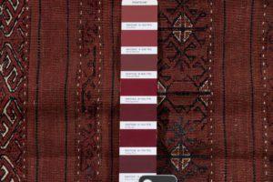 turkmen wool cargo bag