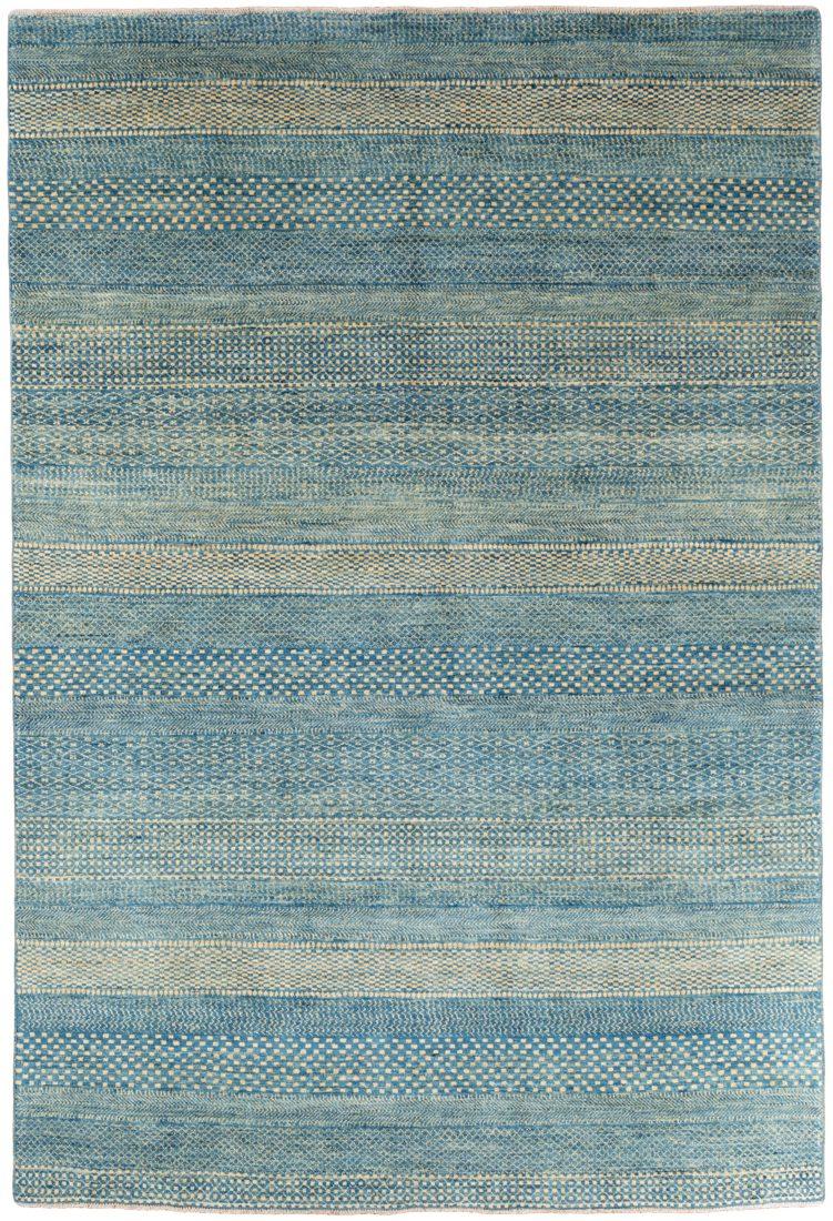 gabbeh handwoven tribal rug