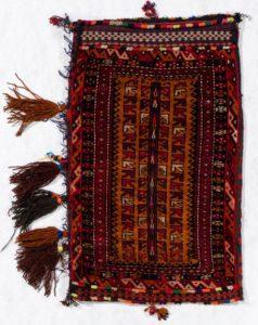 afghan baluch balisht bag