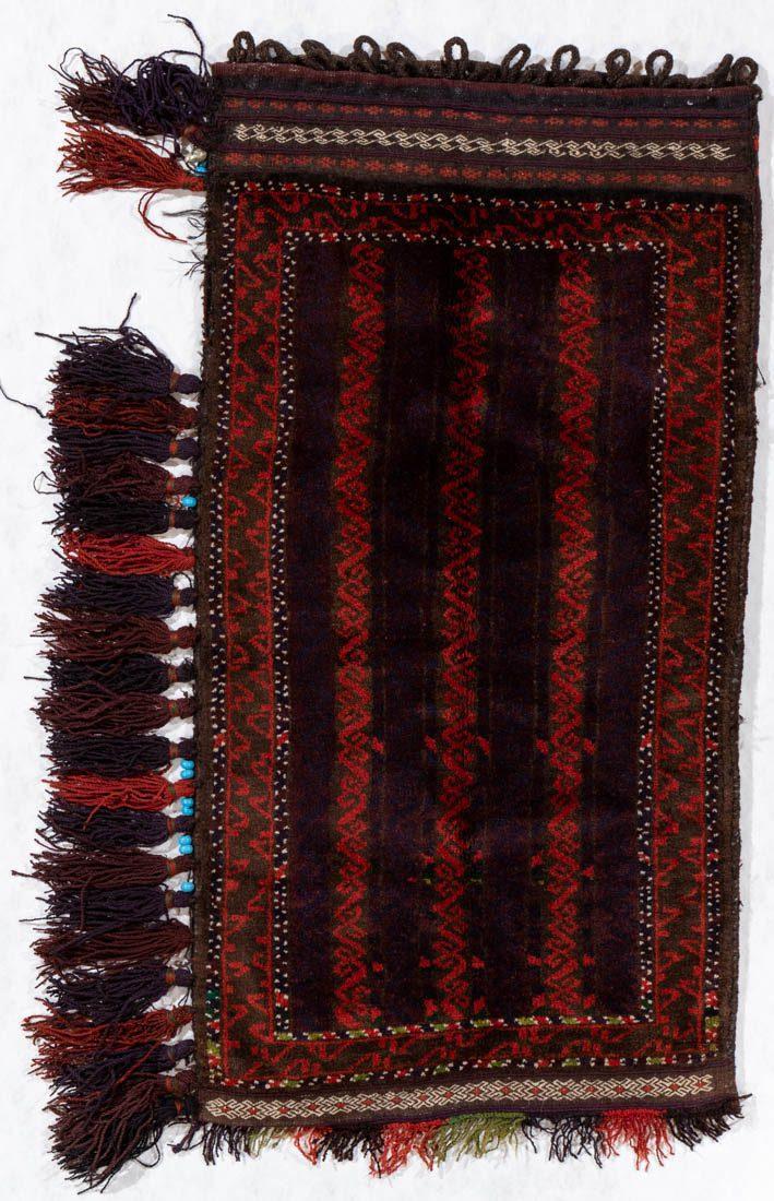 afghan baluch balisht bag pillow